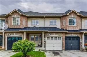 Beautiful 3 Bdrm Freehold Townhouse In Great Location