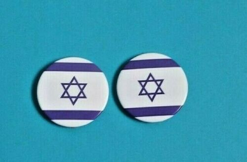 🌞 Israel Flag Badge °Pin Button° 🌞