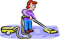 Offering Cleaning Services at Reasonable Rate