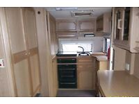 caravan complete van breaking plus awning
