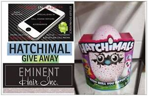 FREE HATCHIMAL GIVE AWAY TO 2 LUCKY WINNERS IN EDMONTON