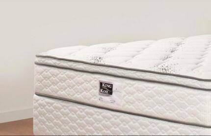 BARGAIN PRICE KING KOIL MATTRESSES QUEEN ON SALE FEW LEFT Eastern Suburbs Preview