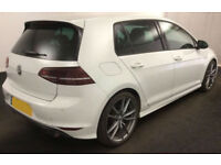 2015 VW GOLF R 2.0 TSI 4X4 DSG GOOD / BAD CREDIT CAR FINANCE FROM 89 P/WK