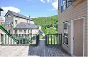 Chouette condo  in the heart of Tremblant - BEST LOCATION