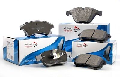 FOR VAUXHALL ASTRA H MK5 2005-2009 FRONT & REAR BRAKE DISC PADS