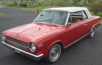 1965 Rambler American Sedan Bathurst Bathurst City Preview