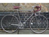 French vintage road bike MOTOBECANE frame size 22inch MINT CONDITION - 12 speed, serviced WARRANTY