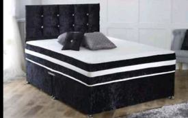 ♥️Beautiful diamante bed sets FREE DELIVERY