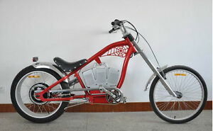 Chopper Harley eBike for Sale
