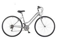 Saxon Trail 700c Hybrid Bike For Men or Women for £50.00 serviced and in perfect condition