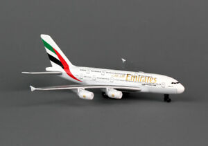 Premier Planes RT9904 EMIRATES A380 DIECAST TOY MODEL
