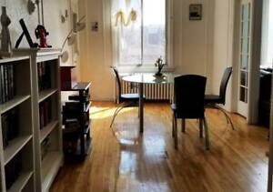 Room sublet for month of August