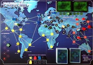 Pandemic barely used