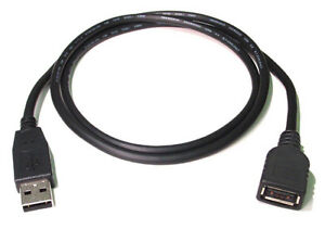 Brand New 6 Foot Long USB Extension Cable