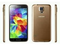 Samsung s5 unlocked for swap