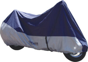 GEARS Premium Motorcycle Cover X- Large