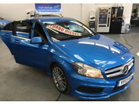 Mercedes-Benz A180 CDI BlueEFFICIENCY AMG Sport (HALF LEATHER)