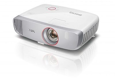 BenQ HT2150ST / HT-2150ST Home Gaming 1080p DLP Projector - White/Silver