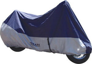 Gears Motorcycle Cover
