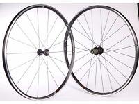 Bike Wheels BONTRAGER RACE TLR CLINCHER WHEELSET SHIMANO