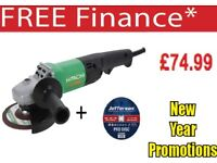 "HITACHI G23SS 230VOLT 9"" 230MM ANGLE GRINDER SPECIAL + FREE BLADE"