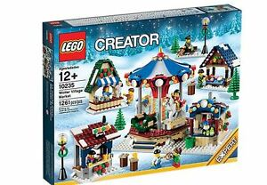 LEGO : Item 10235 : Winter Village Market