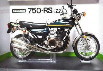 Used, KAWASAKI 750 RS Z2 DIECAST MOTORCYCLE 1/12 NIB RARE 18cm COLLECTIBLE JAPAN F/S for sale  Shipping to United States