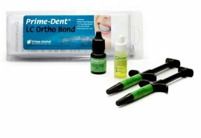 Dental Light Cure Orthodontic Resin Adhesive Lc Ortho Bond Kit Prime Dent