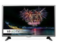 LG 32LH510B 32 Inch HD Ready 720p LED TV - Silver.HD Ready Slim LED Silver Frame.