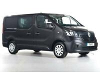 1.6 DCI 125 BHP SL27 L1 BUSINESS PLUS SHORT WHEEL BASE 6 SEAT CREW VAN