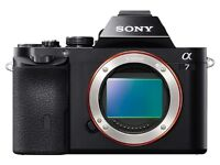 Wanted Sony A7 or A99 or similar quickly