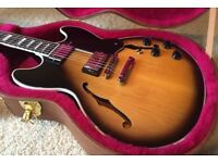 Gibson Midtown Custom 2014 Semi-Hollow For Sale Or Exchange