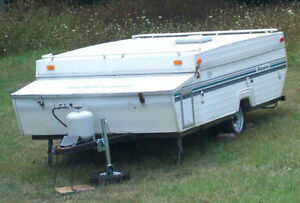 looking for pop up trailer / tent trailer