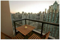Yaletown Short Term Rental in the Action