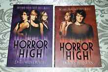 Horror High books Blakeview Playford Area Preview