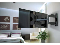 TV WALL MOUNTING - TV STAND - SOUND SYSTEM INSTALLATION .FROM £40
