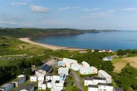 Holiday Chalets To Let In Freshwater East, Pembrokeshire, Wales
