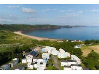 Holiday Chalets In Freshwater East, Pembrokeshire