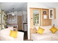 Brand New Luxury Holiday Home With Fees Inc till 2020 At Sandylands Saltcoats