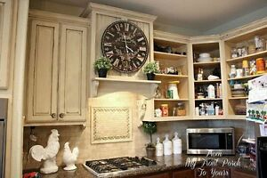 KITCHEN CABINETS AND HOME FUNITURE PAINTING