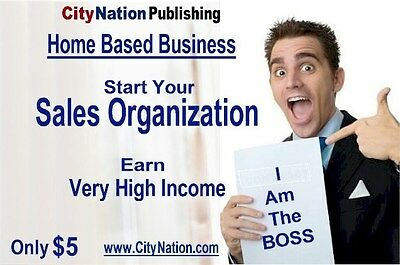 Sales Team Home Based Business Opportunity Usa Only