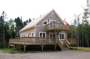 Beautiful ocean view property on Amherst Shore (Northport, NS)