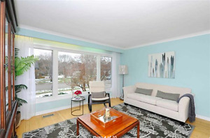 Beautiful house for rent in Toronto