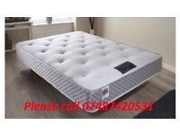 DOUBLE MEMORY POCKET MATTRESS