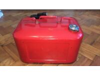 21 Litre Mercury Metal Fuel Tank (For Boat/ Outboard Engine)
