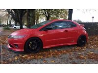 Honda Civic Type r Milano red Fn2 not Ep3