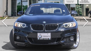 2017 BMW 230i xDrive M Package