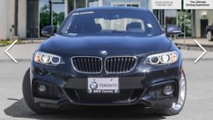 2017 BMW 230i xDrive M Package