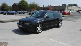Vw golf mk4 1.9 gti gt tdi pd150 turbo diesel 2003 recaro interior 6 speed manual