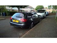 Audi A6 Estate Le mans